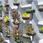 DIY Hanging Plastic Bottle Garden