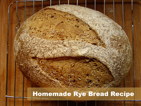 While Wheat Bread Recipes