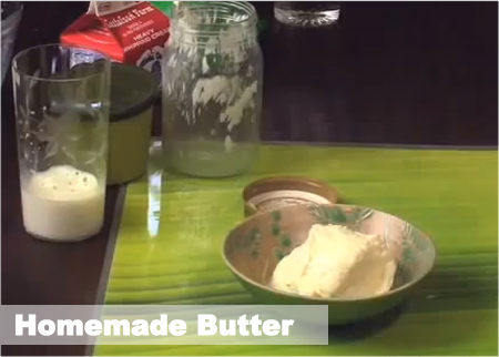 How To Make Homemade Butter In 5 Minutes