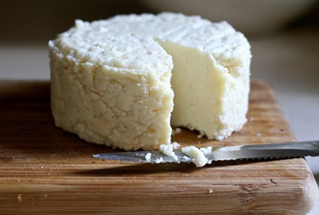 How To Make Cheese From Powdered Milk Recipe