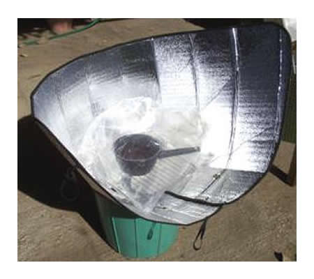 How To Make A Solar Cooker Plans