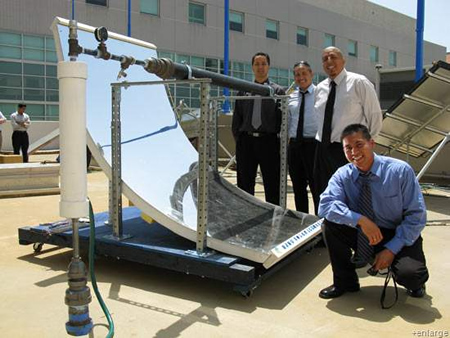 Solar Ice Maker