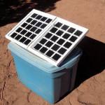DIY 15W Folding Solar Panel