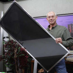 DIY Foil Solar Panel Heater For Windows