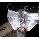 DIY Plastic Bucket Solar Cooker