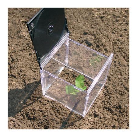 Diy Mini Cd Case Greenhouse