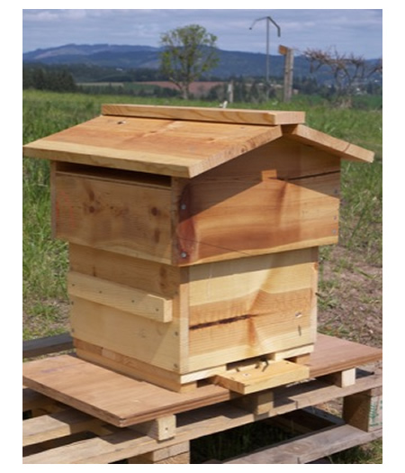 DIY Warre Beehive Plans