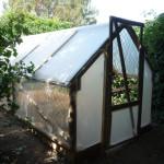 DIY Wood Pallet Greenhouse