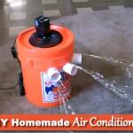 DIY 5 Gallon Bucket Air Conditioner