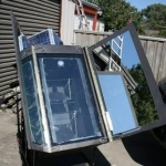 DIY Automatic Sun Tracking Solar Oven