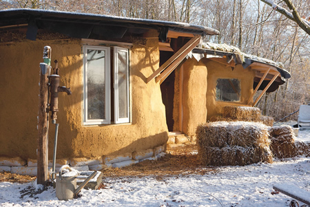 How To Build A Straw Bale House