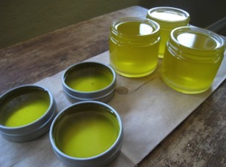 How To Make Natural Homemade Ointment