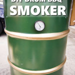 DIY Ugly Drum BBQ Smoker