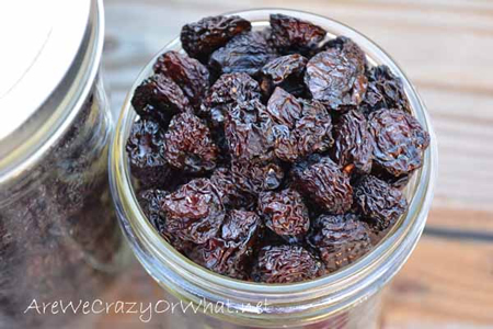 How To Dehydrate Fresh Cherries