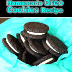 Homemade Oreo Cookies Recipe
