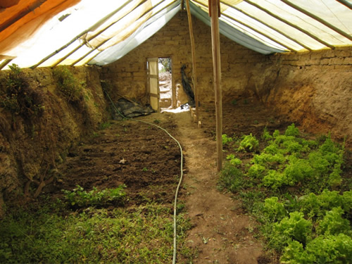 DIY Walipini Underground Greenhouse Plans