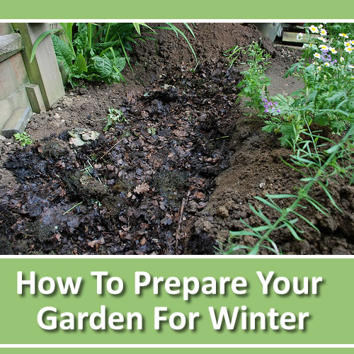 Preparing Your Garden For Winter With Garden Rooms: How To Prep Your Garden For Winter