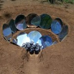 Homemade Earthen Solar Cooker Plans