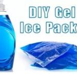 DIY Gel Ice Packs