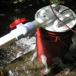 DIY 5 Gallon Bucket Hydroelectric Generator