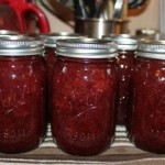 Canned Strawberry Honey Jam Recipe