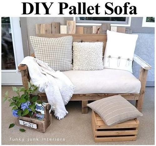 DIY Wood Pallet Plans