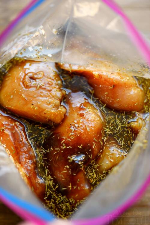 Homemade Chicken Marinade Recipe