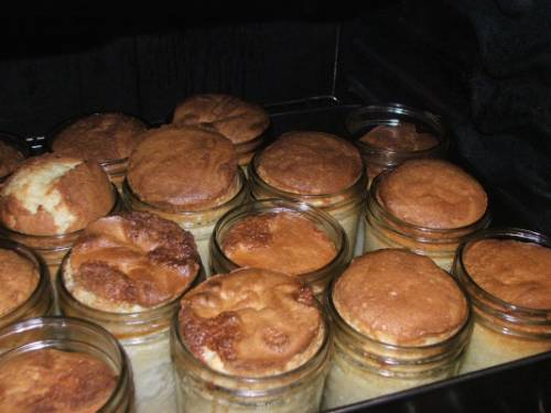 Canning Cakes