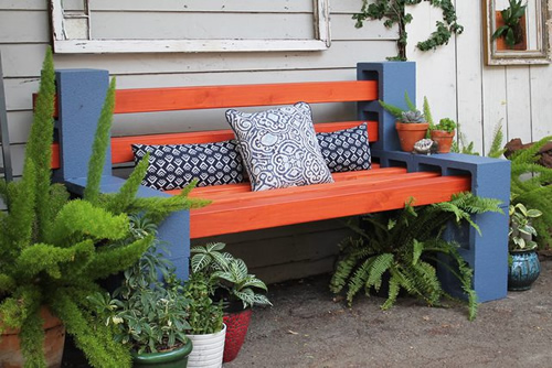 How To Build A Simple Outdoor Bench