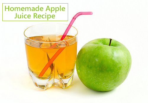 How To Make Your Own Apple Juice