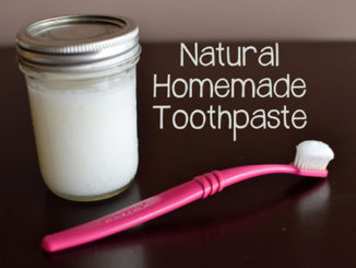 How To Make Homemade Toothpaste Recipe