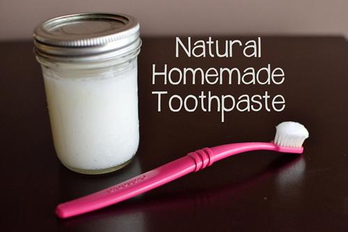 How To Make Homemade Toothpaste Recipe