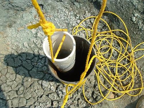 DIY Bailer Bucket