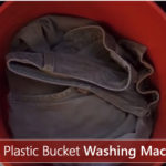 DIY Plastic Bucket Washing Machine