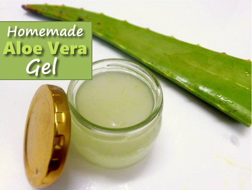 Homemade Aloe Vera Gel Recipe