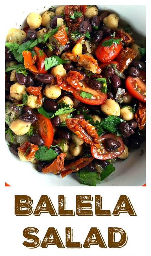 Balela Salad Recipe