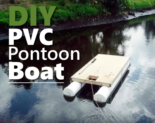 Homemade Pvc Pontoon Boat Plans - Homemade Ftempo