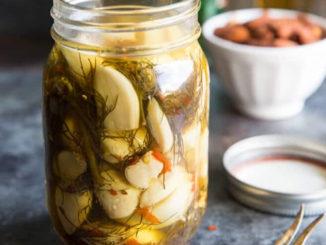 Pickled Garlic Recipe