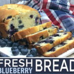 Fresh Blueberry Loaf Recipe