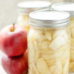 Canning Crisp Apple Slices
