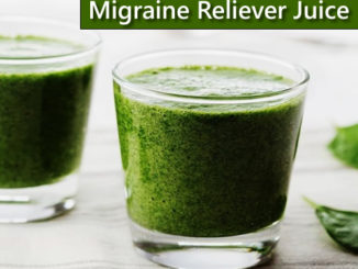Migraine Reliever Juice