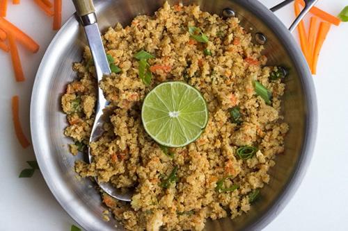 Cauiflower Fried Rice
