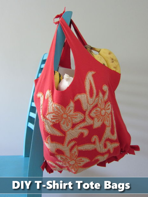 Diy t shirt tote bags for T shirt tote bag