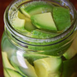 Pickled Avocados Recipe