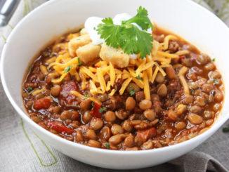 Vegan Lentil Chili Recipe