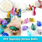 How To Make diy squishy stress balls
