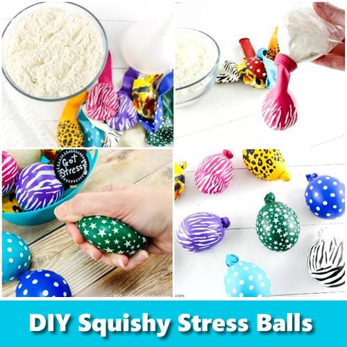 DIY Squishy Stress Balls