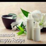 Homemade Shampoo Recipe